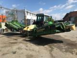 Косилка комбинация косилок Krone EC F 320 CR B 1000 CR Collect
